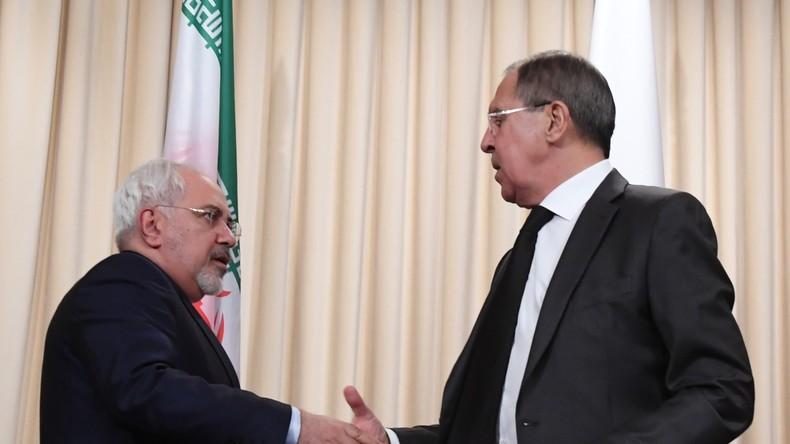 Lawrow und Zarif: Astana-Gespräche effiziente Plattform zur Beendigung des Syrien-Kriegs