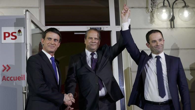 Frankreich: Parteilinker Benoît Hamon gewinnt Stichwahl der Sozialisten