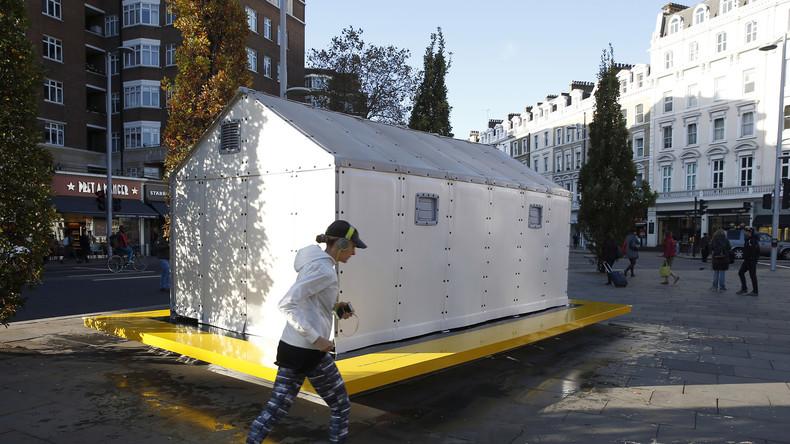 IKEA für Alle: Flüchtlingshütte gewinnt Design-Award