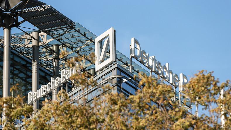 Deutsche Bank büßt mit 625 Millionen US-Dollar für Spiegelgeschäfte mit Russland