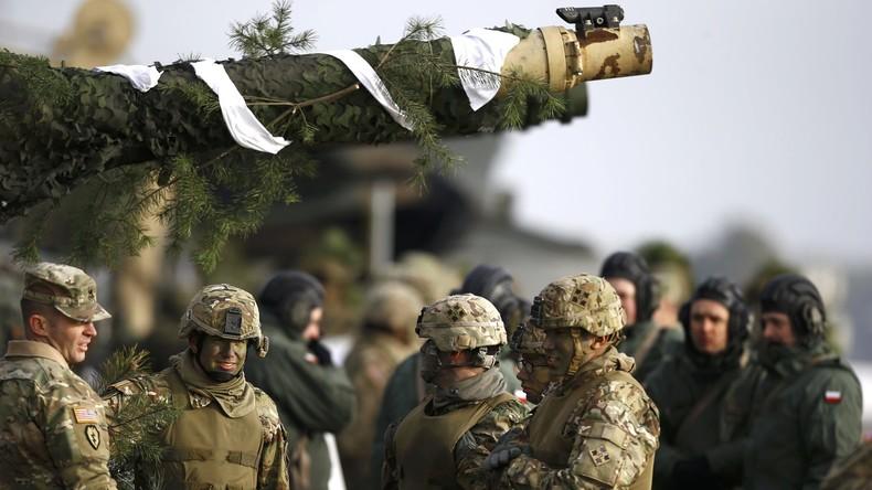 Polnische und US-amerikanische Militärs starten gemeinsame Manöver in Polen