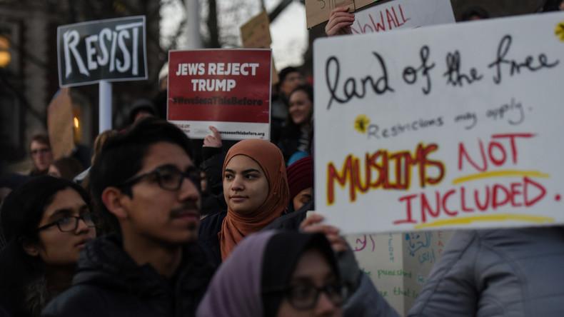 Einreiseverbot für Migranten: Liste der Länder stammt noch von Obama-Regierung