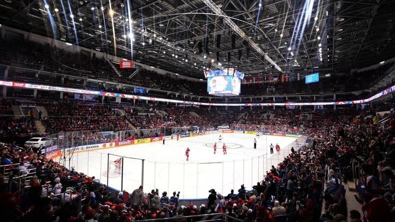 Terroranschläge in Moskau während Eishockey-Weltmeisterschaft vereitelt