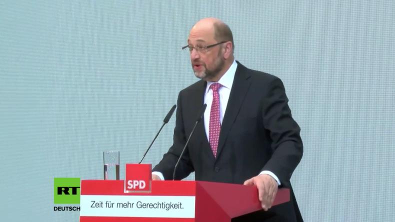 Martin Schulz: Donald Trump will Europa spalten und unseren Binnenmarkt angreifen und zerstören
