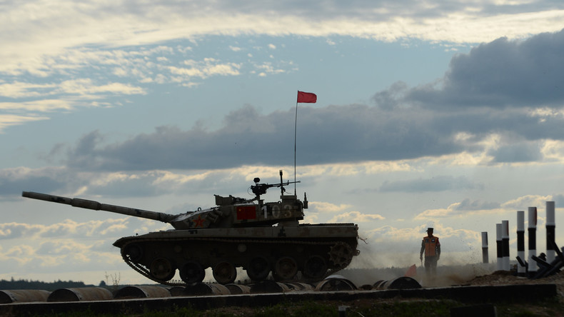 """Chinesische Militärkommission: Krieg gegen die USA wird """"praktische Realität"""""""