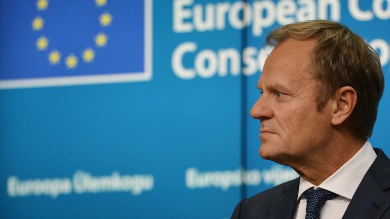 EU-Ratspräsident Tusk: Die USA sind genauso gefährlich wie radikaler Islam