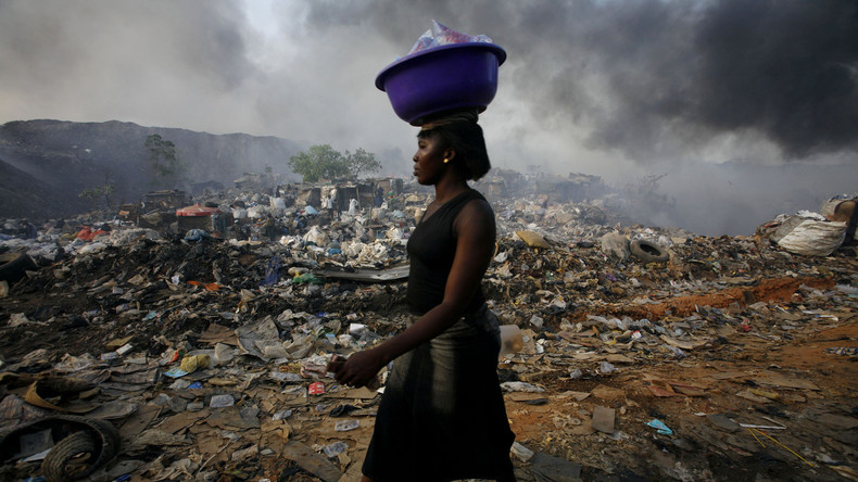 Nigeria: Größtem Erdölproduzenten Afrikas droht Hungerkatastrophe