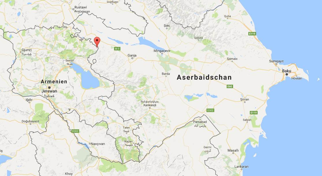 Armenien und Aserbaidschan vermelden Verluste an der Grenze
