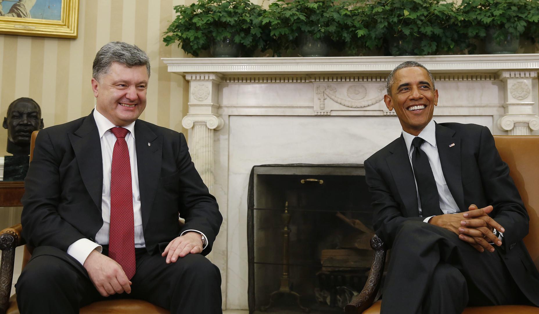 Eigentor des Jahres – Wie die Ukraine den Wahlkampf Trumps sabotieren wollte