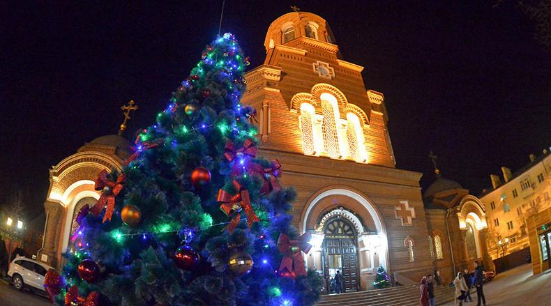 St. Katharinen-Kathedrale in Krasnodar, Südrussland