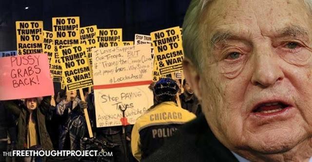 """""""Alle gegen Trump""""- Naive Linke und Trotzkisten demonstrieren für die Interessen der NATO"""