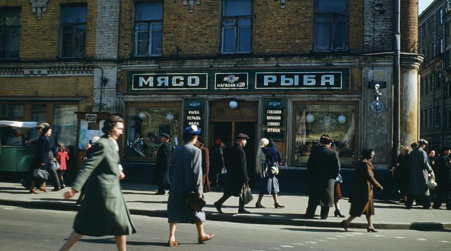 US-Historiker entdeckt bisher unveröffentlichte Fotos aus Sowjetunion der Stalinzeit