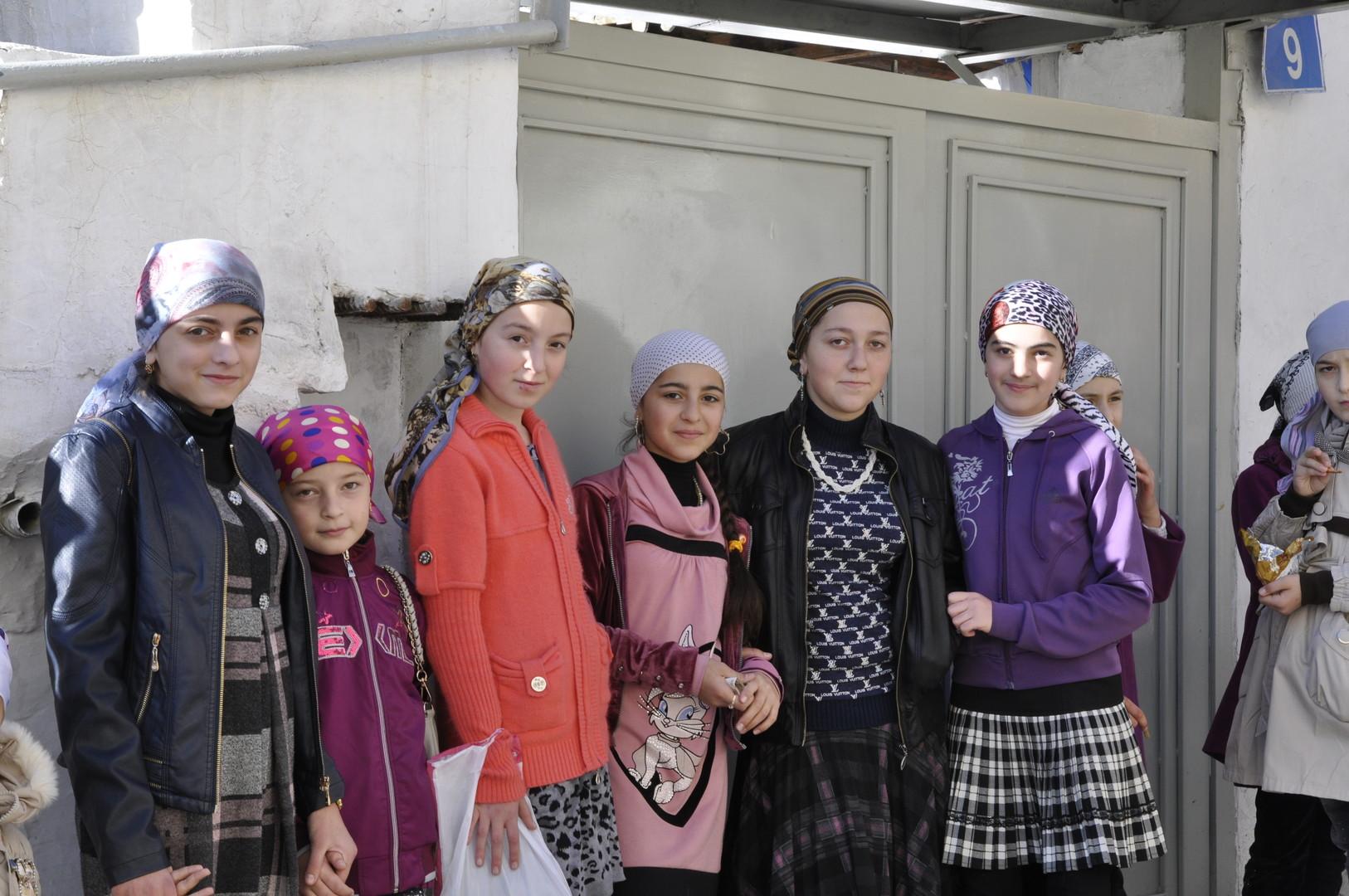 """Muslime in Russland: """"Kratzt du an einem Russen, kommt ein Tatare zum Vorschein"""""""
