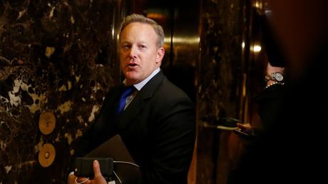 Sean Spicer, künftiger Pressesprecher im Weißen Haus.