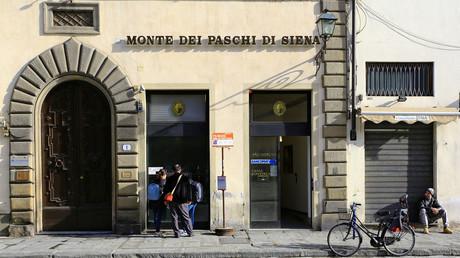 Bank in der Krise: Das italienische Geldhaus Monte dei Paschi wird ohne Hilfsgelder wohl nicht überleben.