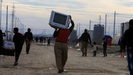 13.000 Menschen verlassen Mossul innerhalb von fünf Tagen