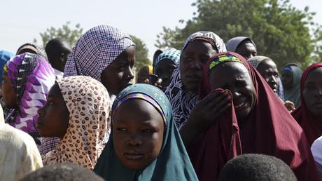 Nigerianische Polizisten töten drei minderjährige Selbstmordattentäterinnen (Symbolbild)
