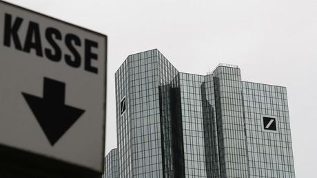 """""""Deutsche Bank"""" zahlt 95 Millionen US-Dollar als Strafe für Steuerhinterziehung"""