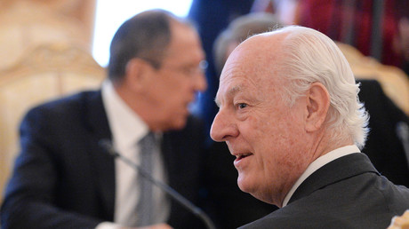 UN-Sondergesandter für Syrien zeigt Interesse an Gesprächen in Astana