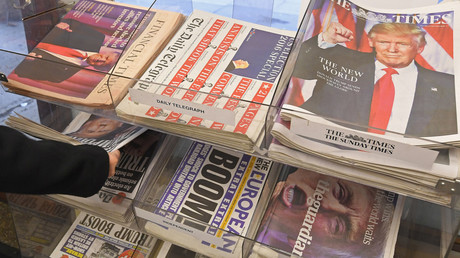 Die Auswahl erscheint vielfältig, der Inhalt meist ähnlich - Gemeinsam wollen die Mainstreammedien gegen Fake News kämpfen.