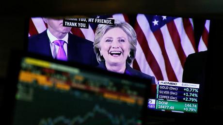 Hillary Clinton versucht sich womöglich als Bürgermeisterin von New York
