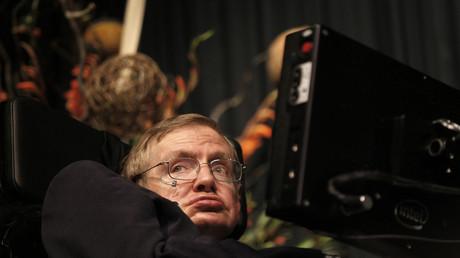 Stephen Hawking wird 75 Jahre alt