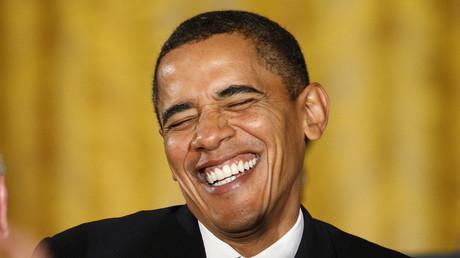 Der scheidende US-Präsident Batack Obama