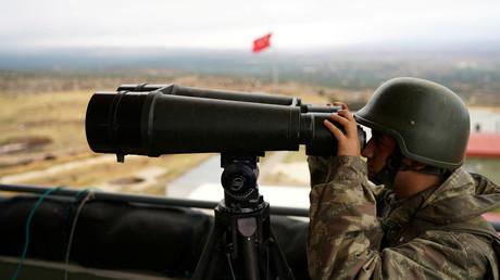 Türkei installiert Gesichtserkennungssysteme an den Grenzen zu Iran, Irak und Syrien