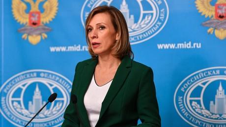 Maria Sacharowa: Trump ist nicht prorussisch, sondern proamerikanisch