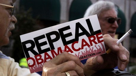 Donald Trump: Obamacare wird bald Geschichte sein