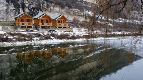 Halbinsel Krim 2016 von über 5,5 Millionen Touristen besucht