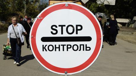 US-Söldner an Kontaktlinie in der Ostukraine entdeckt