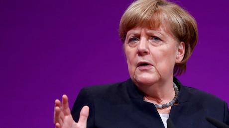 Merkel kommentiert Trumps Standpunkt, dass die NATO
