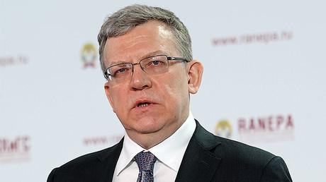 Kudrin erklärte, die weitere Senkung der Inflationsrate müsse zu einem vorrangigen Ziel der russischen Wirtschaftspolitik werden.