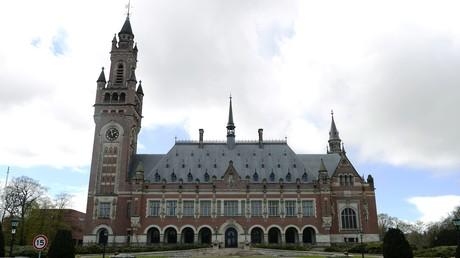 Die Ukraine erhebt Klage gegen Russland beim Internationalen Gerichtshof