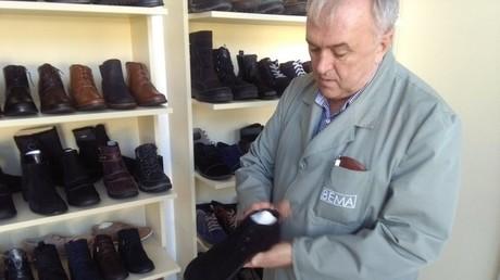 Serbischer Designer näht Schuhe für Trumps Frau und wird zur Inaugurationszeremonie nicht zugelassen