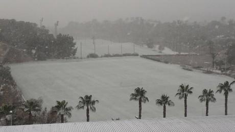 Spanien ruft Ausnahmezustand wegen Kälte aus