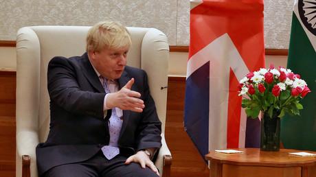 Boris Johnson vergleicht antibritische EU-Maßnahmen nach Brexit mit KZ-Prügelstrafen