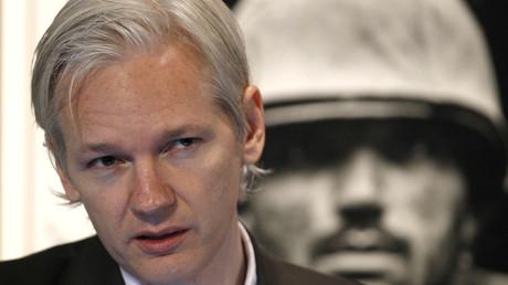 Julian Assange will sich nicht mehr an die USA ausliefern lassen