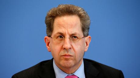 Verfassungsschutz-Präsident Dr. Hans-Georg Maaßen