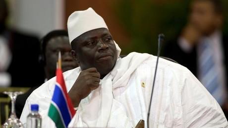 Militäroperation in Gambia unterbrochen