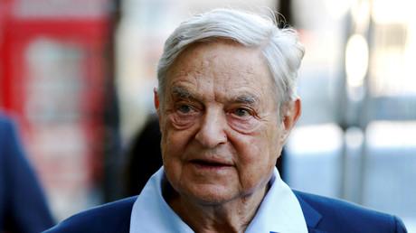 Kann man einen Crash auch herbeireden? Der US-amerikanische Investor George Soros.