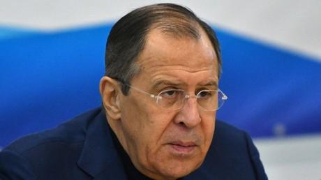 Russischer Außenminister Lawrow: Drogenindustrie finanziert Terrororganisationen