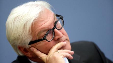 """Frank-Walter Steinmeier zu Trumps Antritt: """"Die alte Welt des 20. Jahrhunderts ist vorüber"""