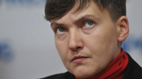 Nadija Sawtschenko nennt