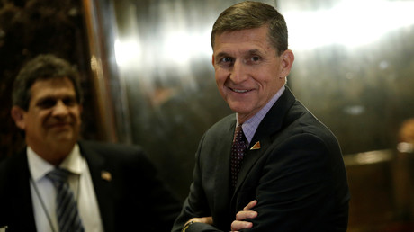 Michael Flynn, neuer Sicherheitsberater des US-Präsidenten