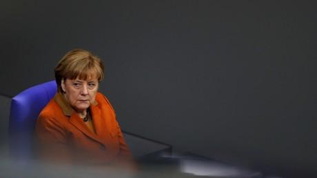 Bundeskanzlerin Merkel kritisiert die Entwicklungen in den USA.
