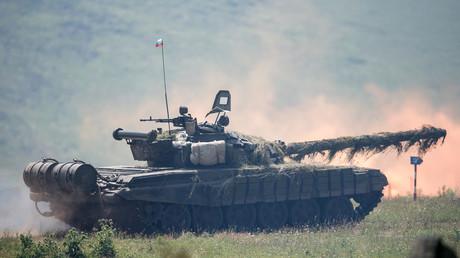 """""""Man stelle sich vor, russische Panzer an der US-Grenze"""" - Gedanken zu westlicher Doppelmoral"""