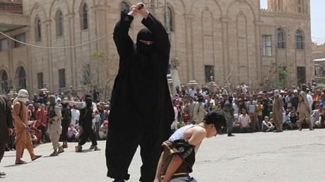 IS-Haupthenker ermordet, der über einhundert Menschen enthauptet hat