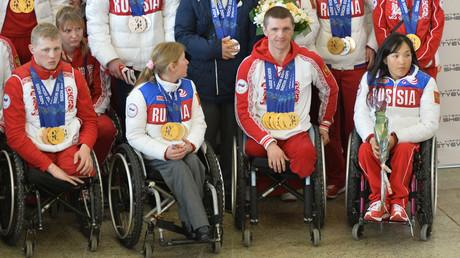 Russische Paralympioniken vom Qualifikationswettbewerb der Winter-Paralympics 2018 ausgeschlossen